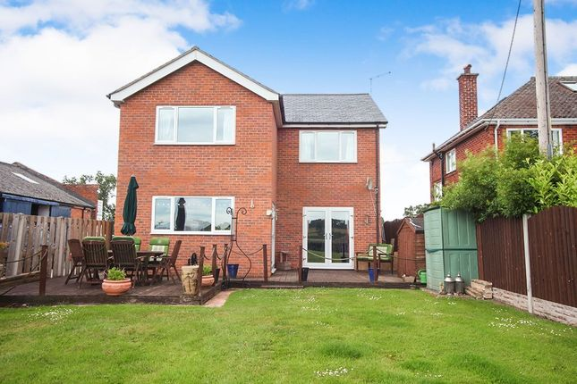 Thumbnail Detached house to rent in The Chequer, Bronington, Whitchurch