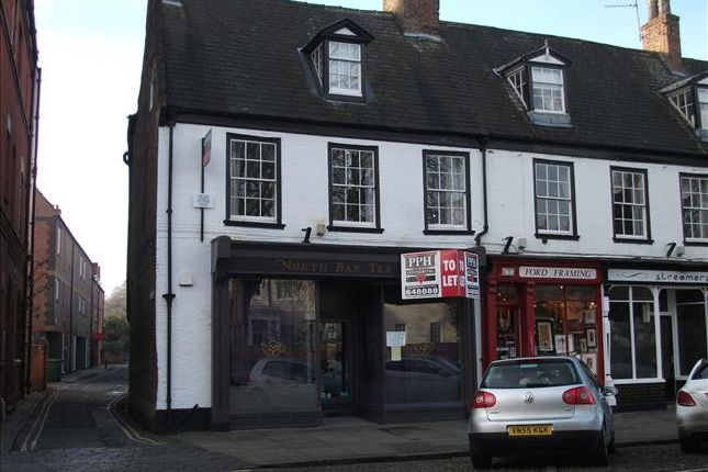 Thumbnail Retail premises to let in 41 North Bar Within, Beverley, East Yorkshire