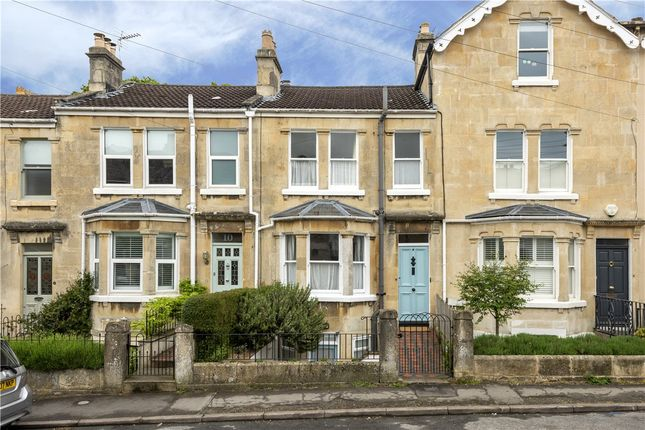 Thumbnail Terraced house to rent in Grosvenor Terrace, Bath, Somerset