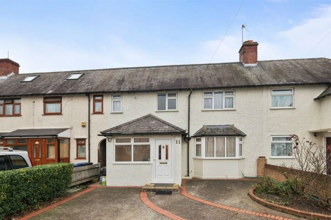 Thumbnail Terraced house to rent in Canada Road, London