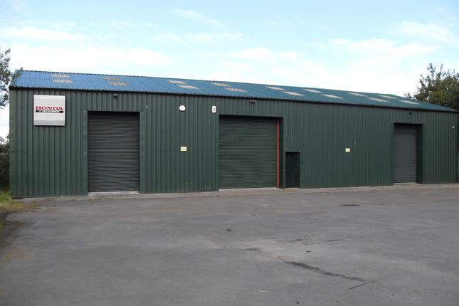 Thumbnail Warehouse for sale in Blaenant Industrial Estate, Brynmawr
