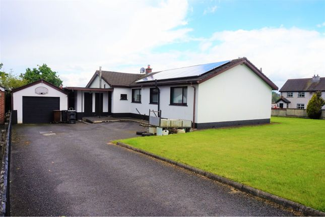 Thumbnail Detached bungalow for sale in Ballynure Road, Ballyclare