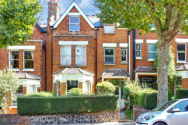 Thumbnail 5 bed terraced house for sale in Curzon Road, Muswell Hill, London