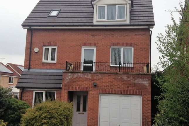 Thumbnail Detached house to rent in Haverhill Grove, Wombwell, Barnsley