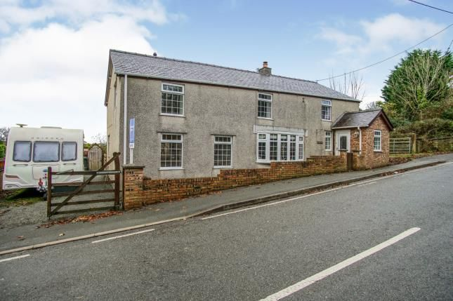 Thumbnail Detached house for sale in Llanddaniel, Gaerwen, Sir Ynys Mon