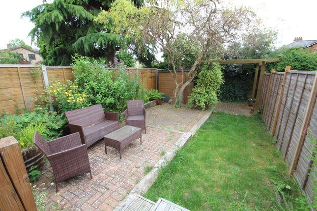 Garden of Augustus Road, Stony Stratford, Milton Keynes MK11