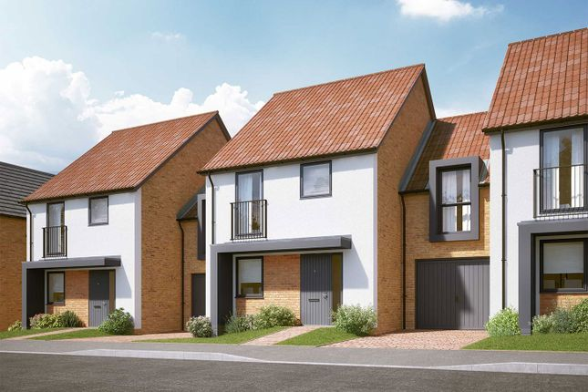 """4 bedroom terraced house for sale in """"The Rowan"""" at Manor Road, Fishponds, Bristol"""