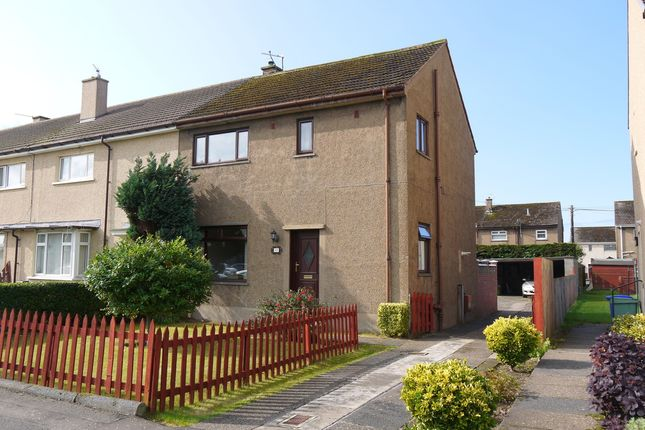 Thumbnail Semi-detached house for sale in Biggart Road, Prestwick