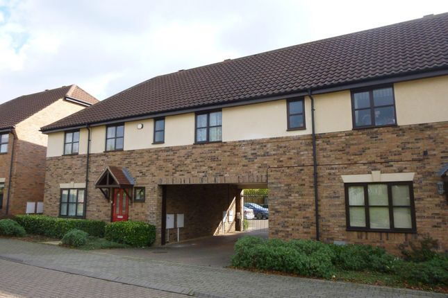 Thumbnail Maisonette to rent in Langmuir Court, Redwood Gate, Milton Keynes