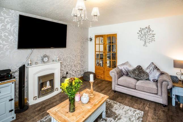 Lounge of Hafan Deg, Holywell, Flintshire, North Wales CH8