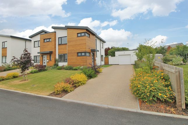 Thumbnail Semi-detached house to rent in Holland Park, Old Rydon Lane, Exeter, Devon
