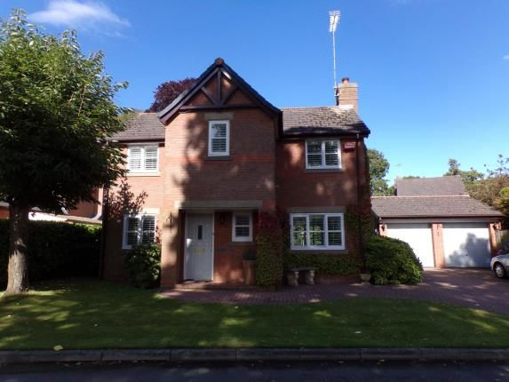 Thumbnail Detached house for sale in The Copse, Liverpool, Merseyside