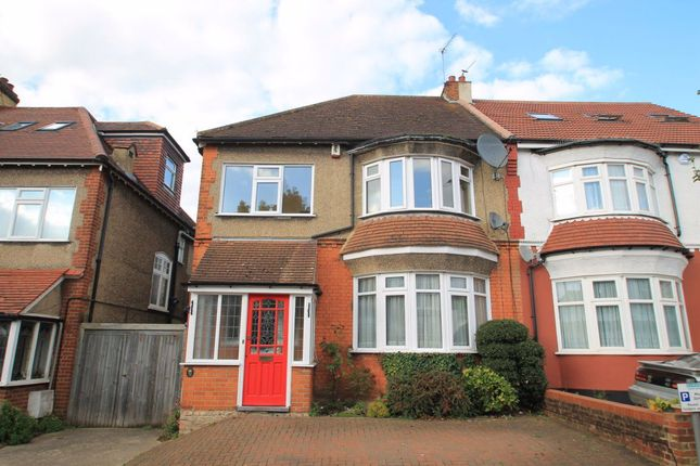 Thumbnail Semi-detached house to rent in Holden Road, London