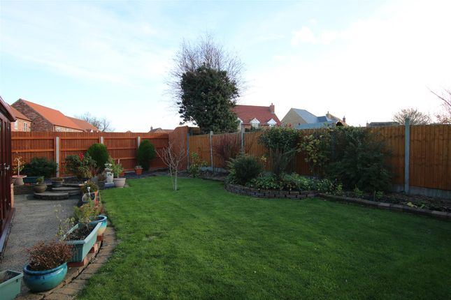 Rear Garden of Lincoln Lane, Thorpe-On-The-Hill, Lincoln LN6