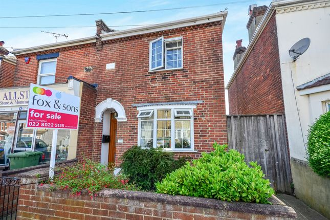 Thumbnail Semi-detached house for sale in Foundry Lane, Shirley, Southampton