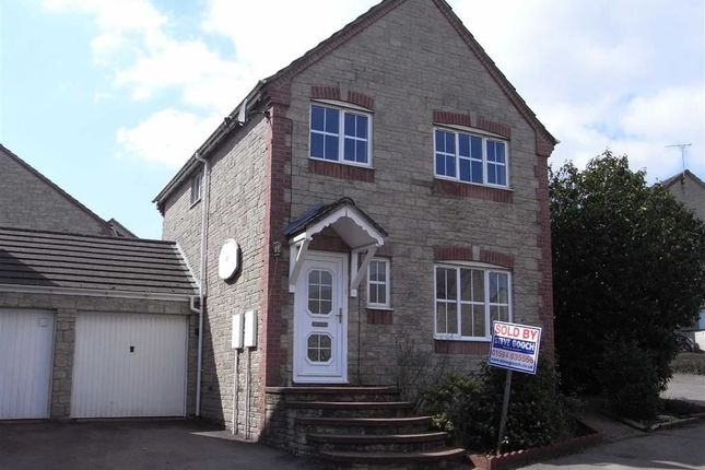 Thumbnail Link-detached house to rent in Primrose Drive, Milkwall, Coleford