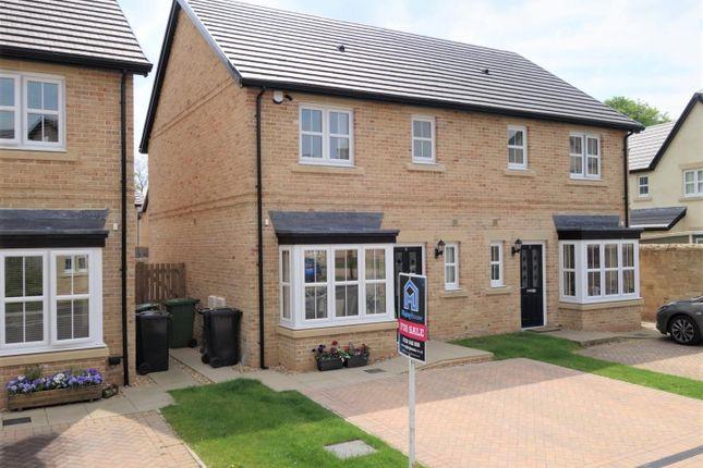 Thumbnail Semi-detached house for sale in Mallside Close, Lancaster