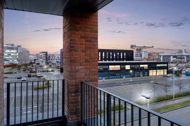 """Thumbnail Flat for sale in """"Stirling"""" at Maclean Square, Govan, Glasgow"""