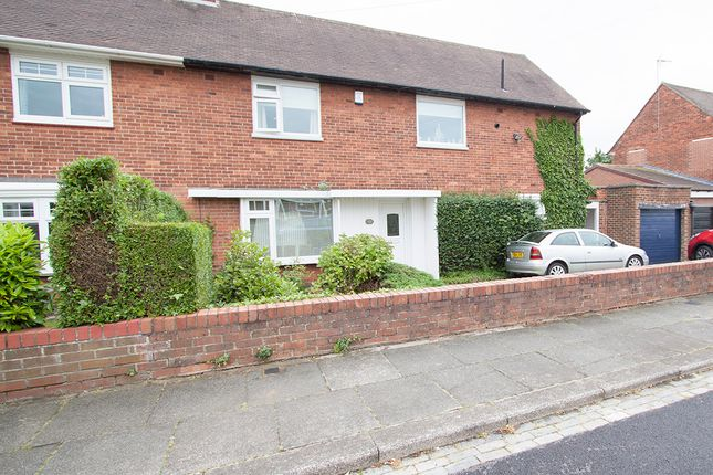 Thumbnail Semi-detached house for sale in Claremont Drive, Hartlepool