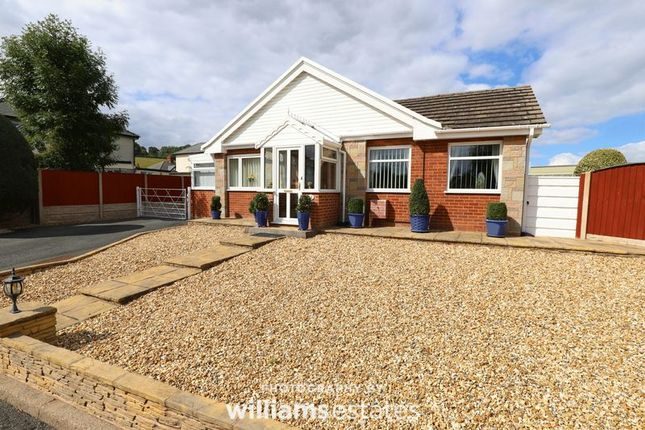 4 bed detached bungalow for sale in the park, ruthin ll15 - zoopla
