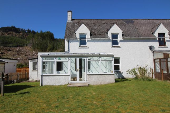Thumbnail Semi-detached house for sale in Achlorachan, Strathconon, Muir Of Ord