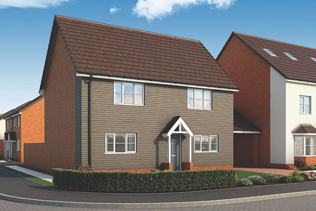 "Thumbnail Property for sale in ""The Hyperion"" at Poplar Avenue, Dogsthorpe, Peterborough"