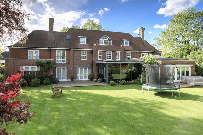 Thumbnail Detached house for sale in Stoke Road, Coombe Hill