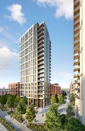 1 bed flat for sale in Cavell Street, London E1