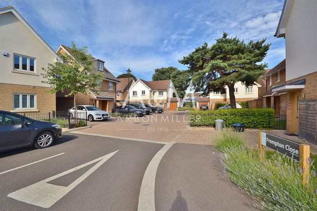 Thumbnail Detached house for sale in Frampton Close, Barkingside, Ilford