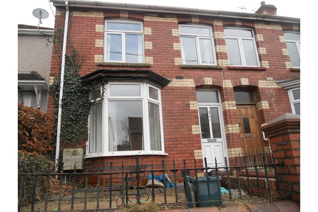 Thumbnail Terraced house for sale in Bryngwyn Road, Newbridge, Newport