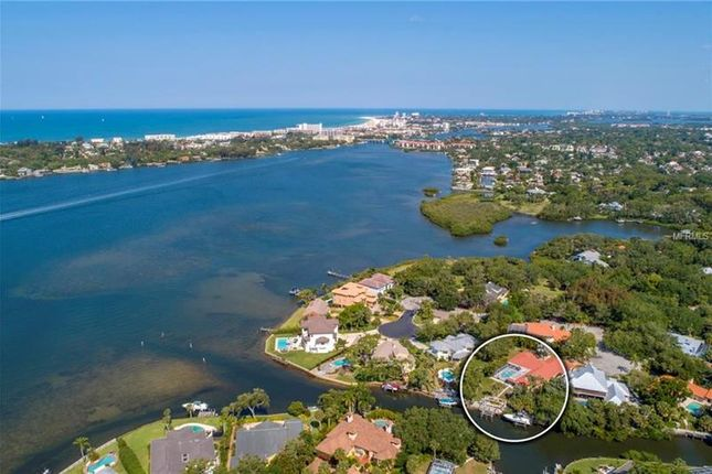 Thumbnail Property for sale in 7311 Captain Kidd Cir, Sarasota, Florida, 34231, United States Of America