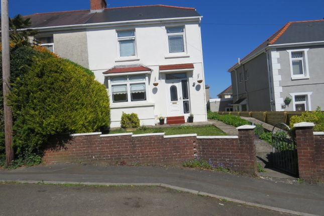 Semi-detached house for sale in Waun Road, Llanelli