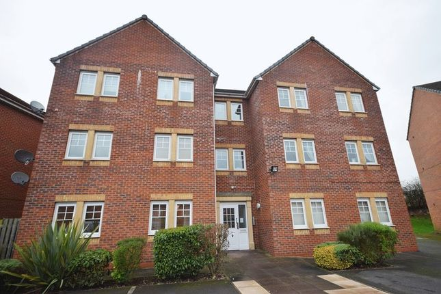 Thumbnail Flat for sale in Minton Court, Baddeley Green, Stoke-On-Trent