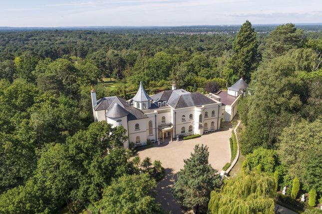7 bed detached house for sale in Rodona Road, St. Georges Hill, Weybridge