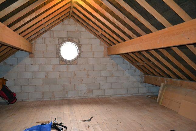 Loft Area of Town Lane, Whittle-Le-Woods PR6