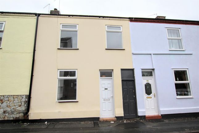 Front of Houghton Street, Prescot L34