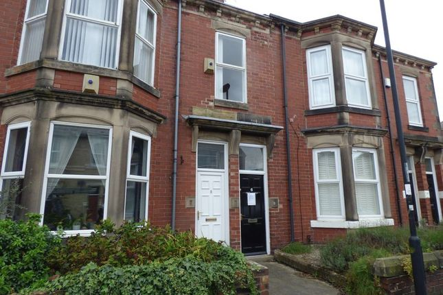 Thumbnail Flat for sale in Rokeby Terrace, Newcastle Upon Tyne