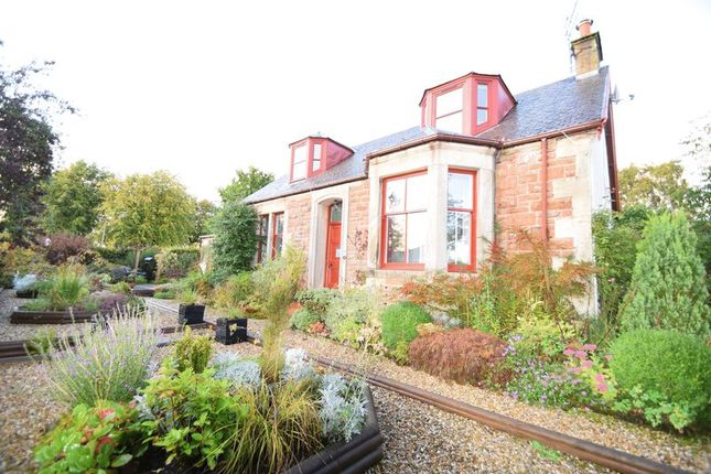 Thumbnail 4 bed detached house to rent in Broughton Road, Biggar