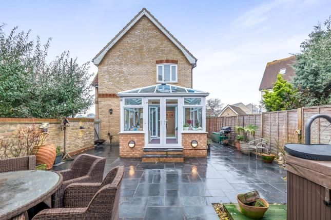 Thumbnail Detached house for sale in Partridge Drive, St Mary's Island, Chatham Maritime, Kent
