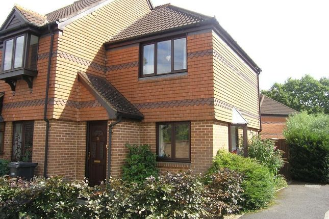 Thumbnail End terrace house to rent in Washford Glen, Didcot
