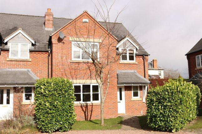 Thumbnail Property to rent in Lambourne Gardens, Breinton Lee
