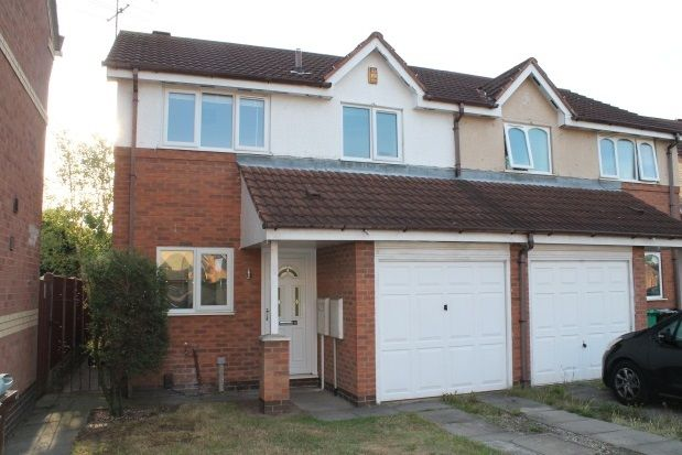 Thumbnail Property to rent in Howells Close, Nottingham