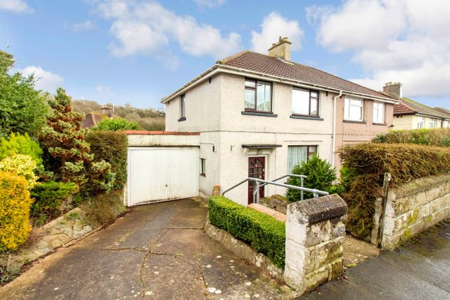 Thumbnail Semi-detached house for sale in Graig Park Circle, Newport