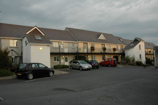 Thumbnail Flat to rent in Parc Hafan, Newcastle Emlyn, Carmarthenshire