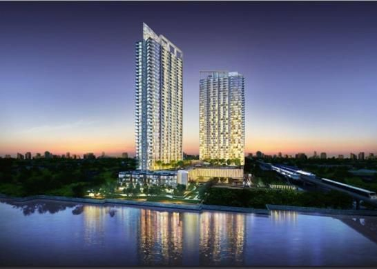 Apartment for sale in Hot Deal For Sale - Luxurious 2 Bedroom 333 Riverside