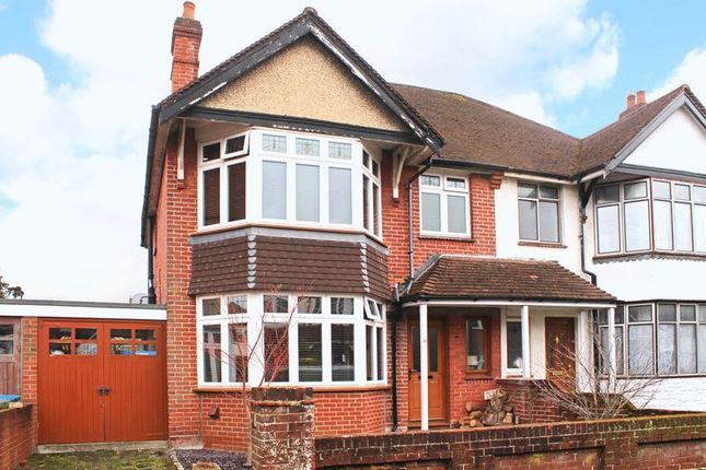 Thumbnail Semi-detached house for sale in Branksome Avenue, Shirley, Southampton