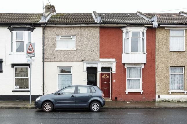 Terraced house to rent in Walmer Road, Portsmouth