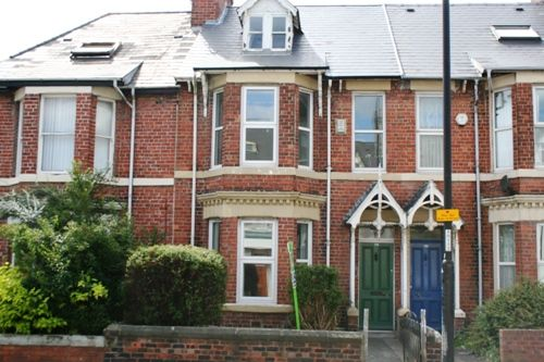 Thumbnail Terraced house to rent in Heaton Park Road, Heaton, Newcastle Upon Tyne
