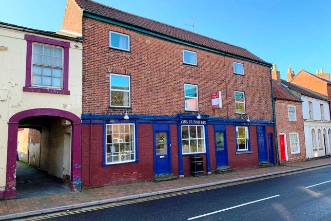 Thumbnail Restaurant/cafe to let in King Street, Market Rasen