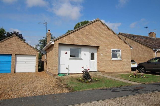 Thumbnail Detached bungalow for sale in The Grove, Stretham, Ely